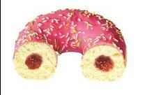 Donut - Strawberry-Sprinkle