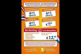 De Koning voordeelpakket voor slechts € 12,95