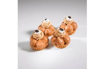 Hardewener mokka cremé gebakje