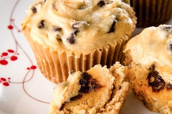 Vaderdag radler of cookie Dough muffins* 4 + 1 Gratis!