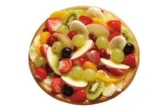 Vers fruitvlaai