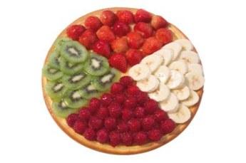 Vier vruchtenvlaai
