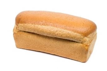 Hoog halfom brood