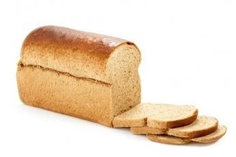 Tarwe brood, zonder toevoeging