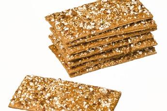 Meergranen crackers.