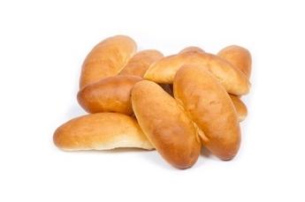 10 zachte witte mini broodjes