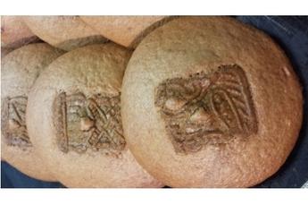 Speculaas eierkoeken