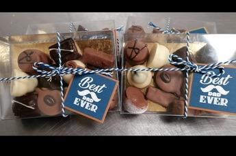 Vaderdag - doosje bonbons 175 gram voor slechts € 7,50