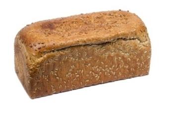 Dinsdag voordeel - Heel Bruin Tarwe meergranenbrood gedecoreerd met pompoenpitten voor slechts € 2,95